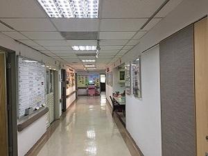 護理站走道(一)